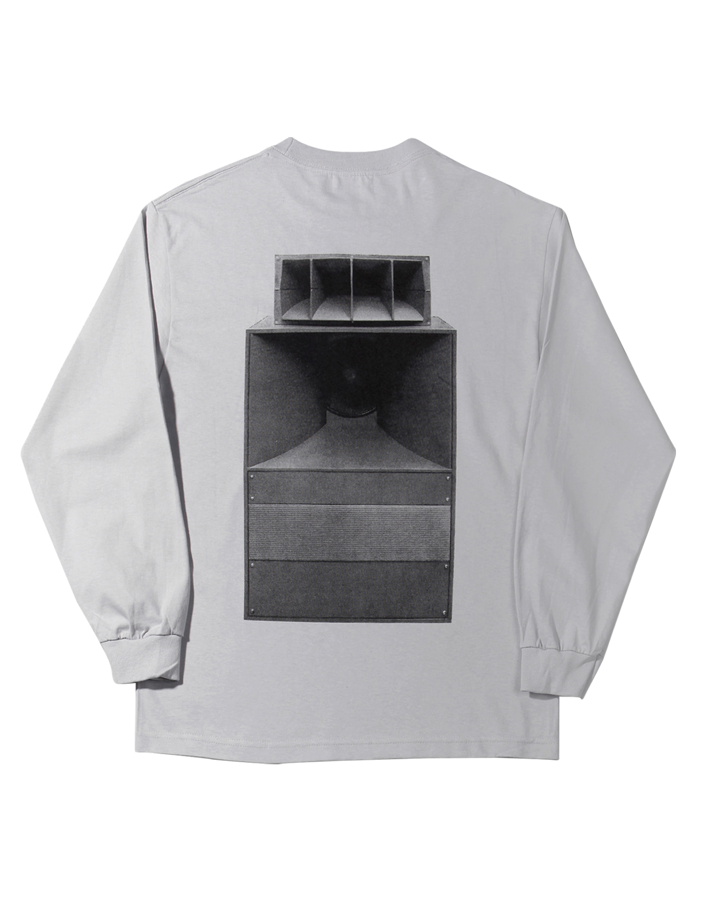 The sound of Experience L/S Grey