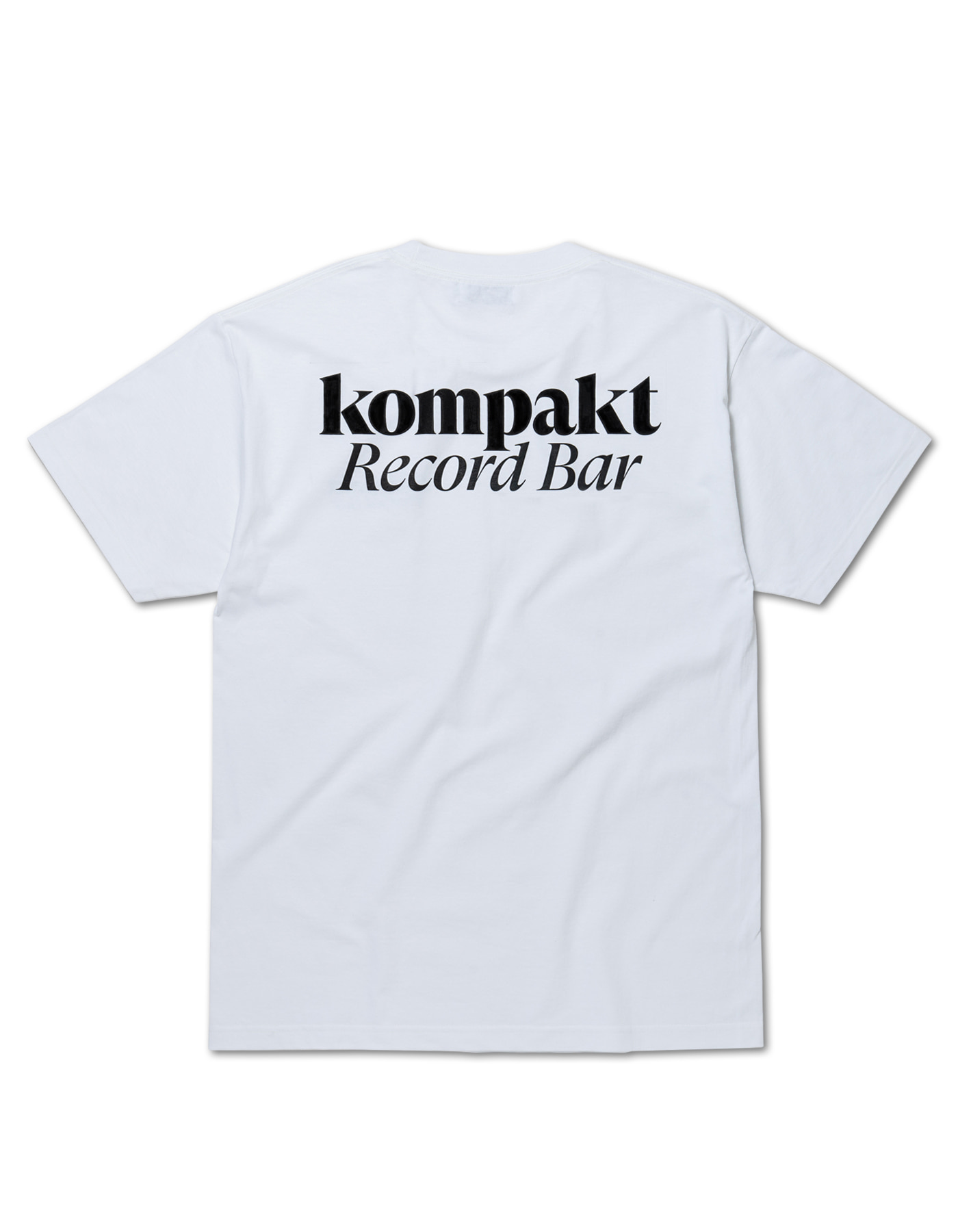 Original Logo T-shirts - White/Black