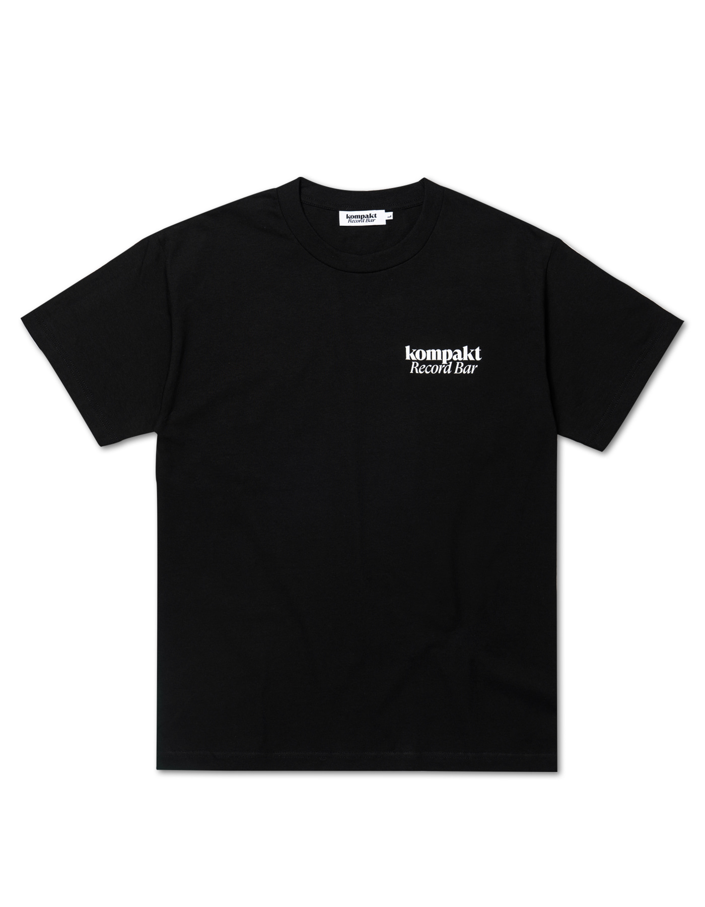 Original Logo T-shirts - Black/White