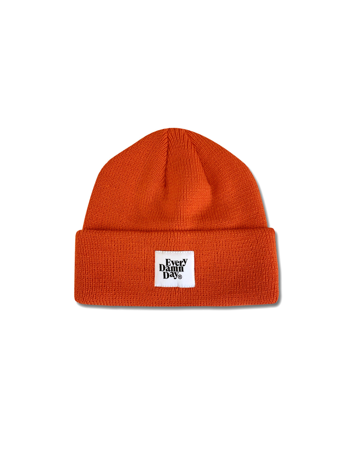 Every Damn Day Beanie - Orange