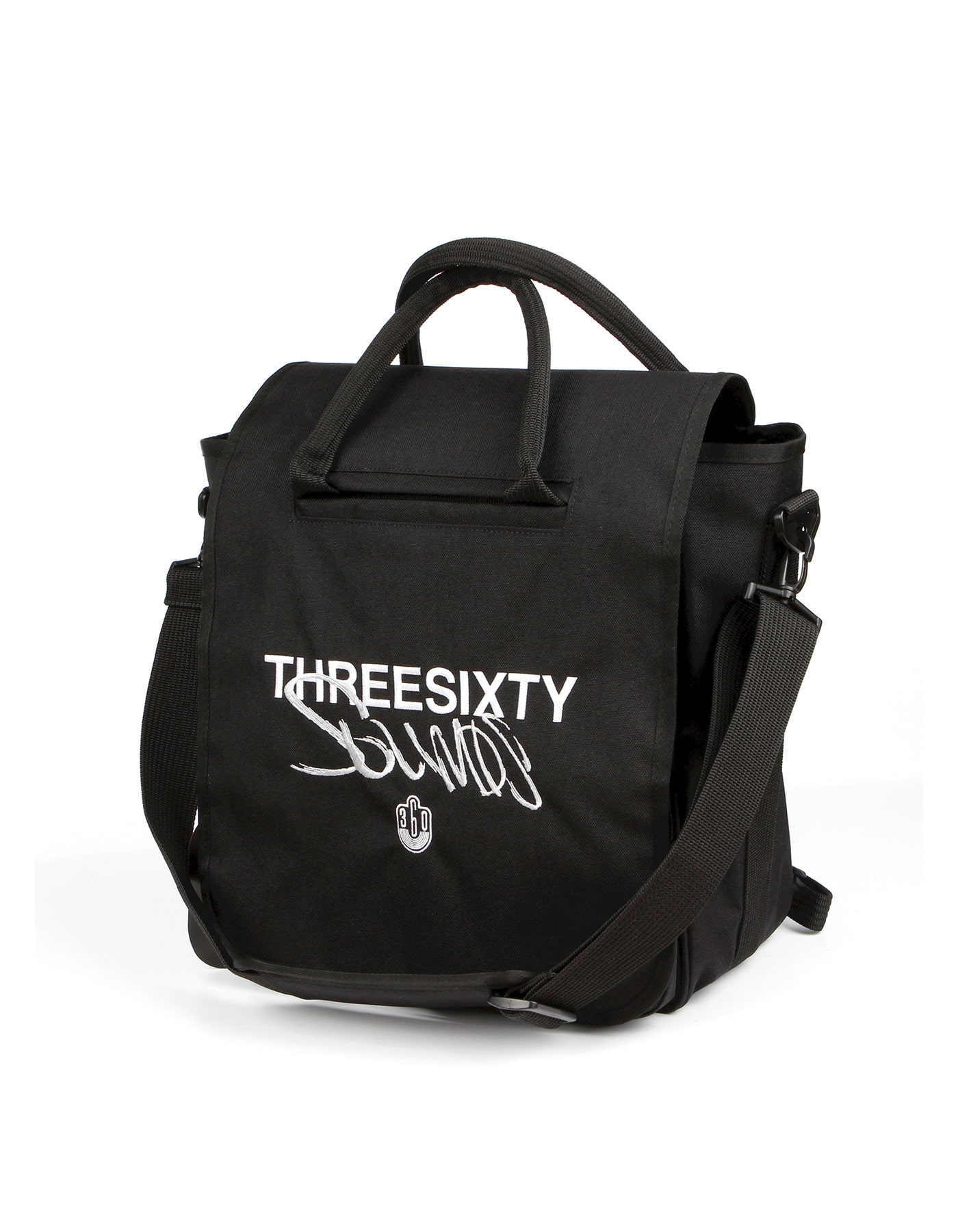 "360Sounds - 12"" Records Bag"