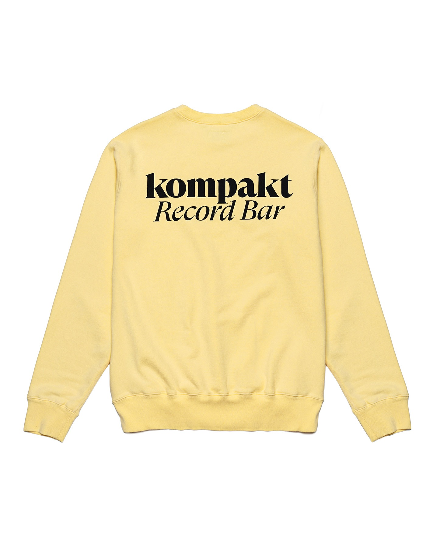 KRB® Logo Sweatshirts - Light Lemon
