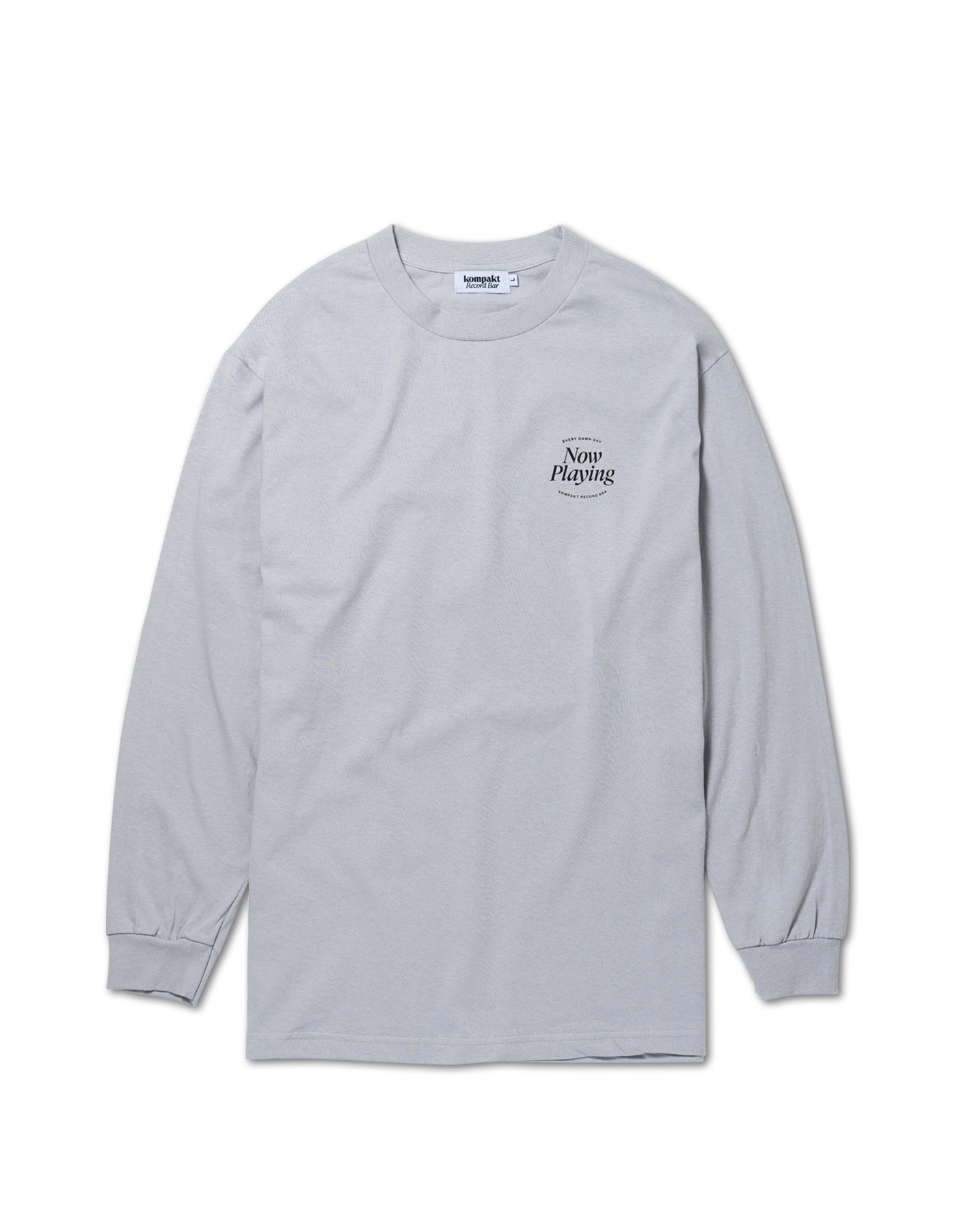 A Legend in its own time L/S - Grey