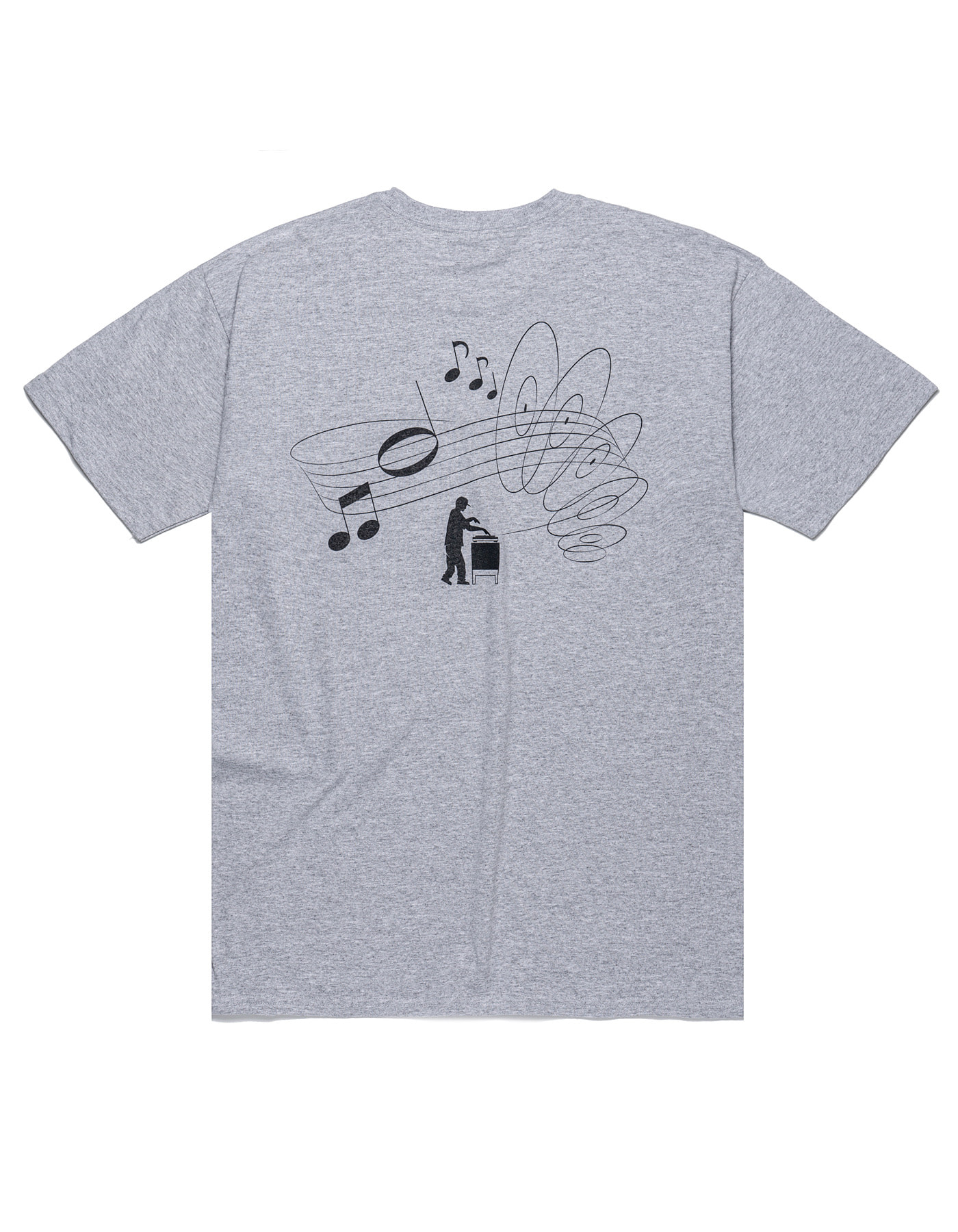 Melody T-shirts - Grey