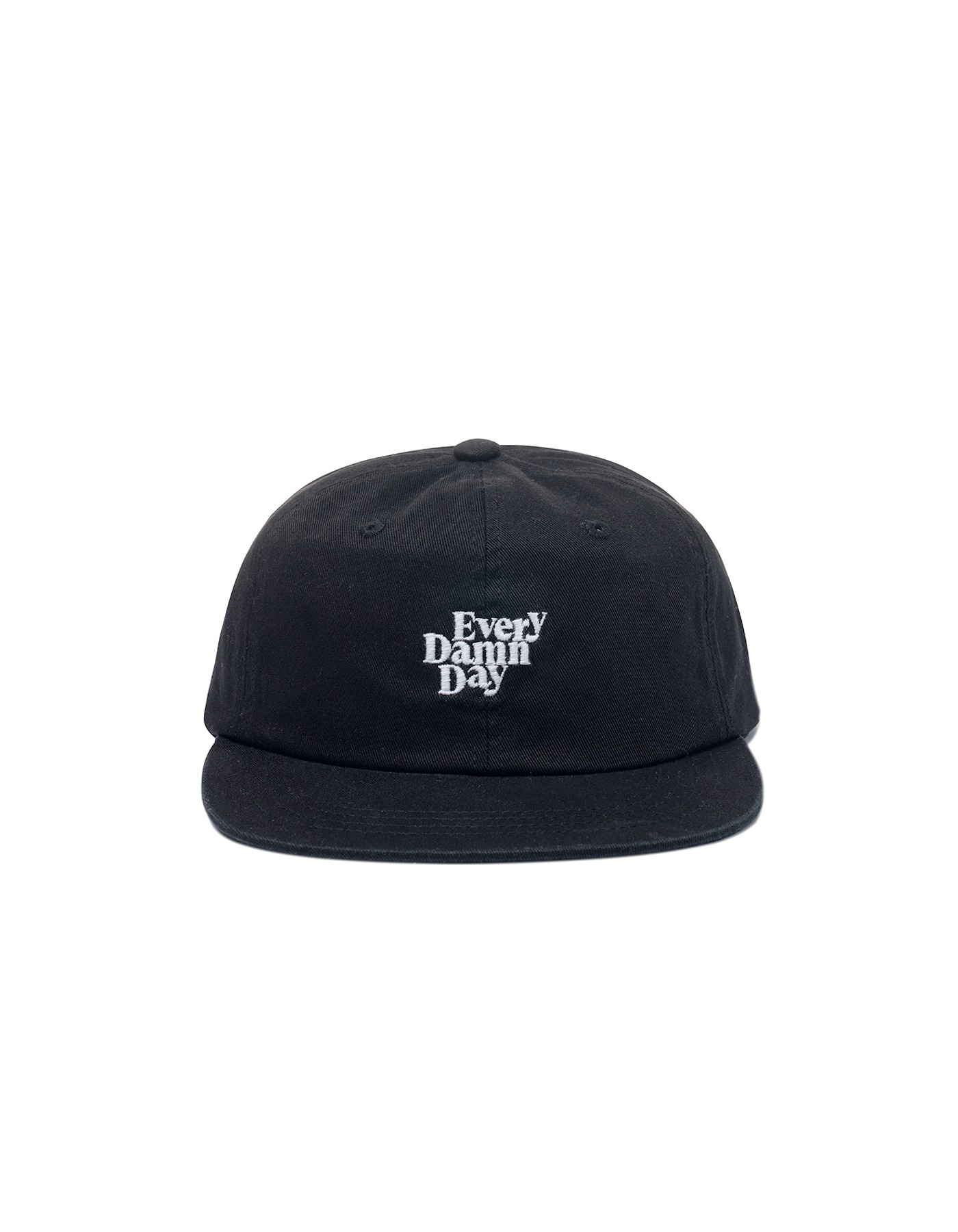 Every Damn Day Cap- Black