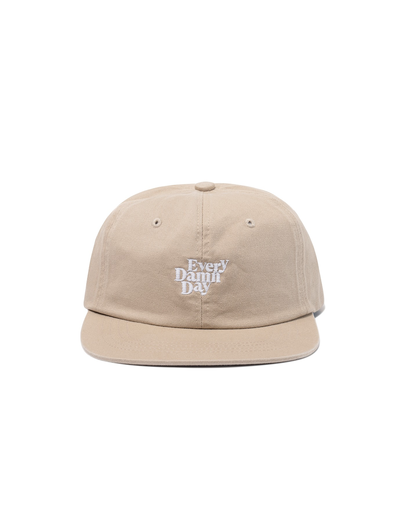 Every Damn Day Cap- Beige