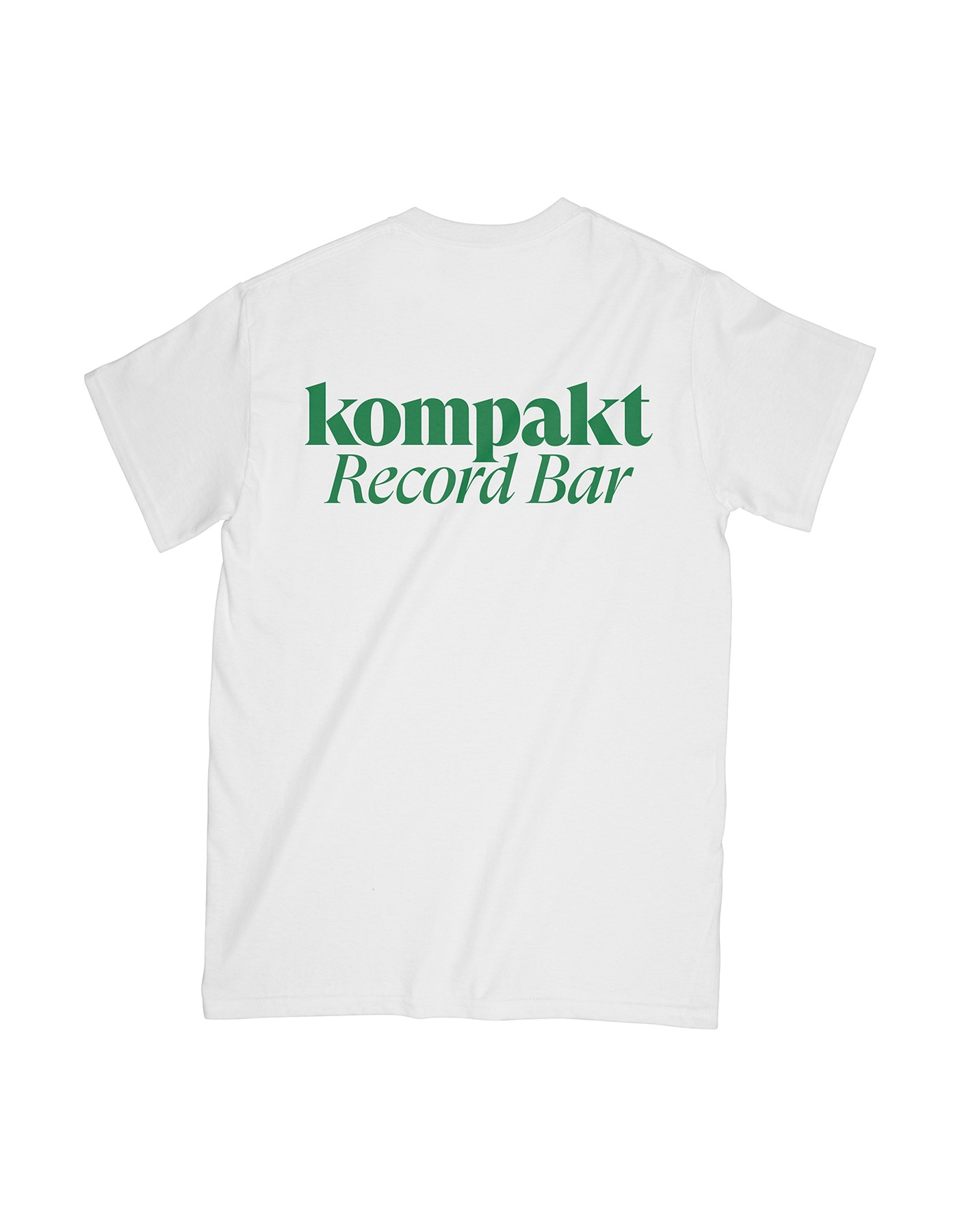 Original Logo T-shirts - White/Green