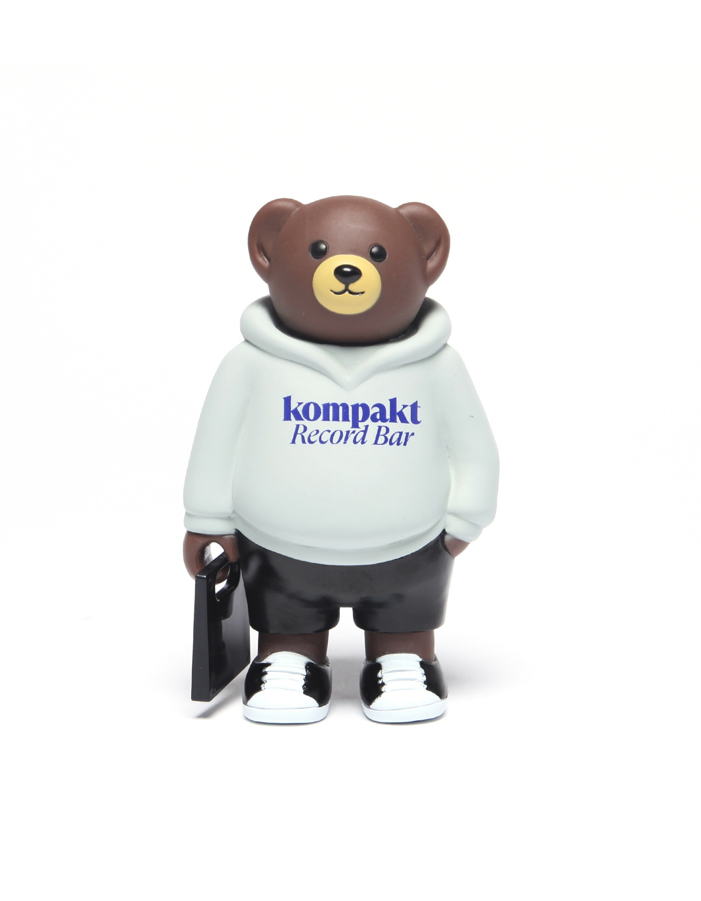 INTERBREED x KOMPAKT RECORD BAR x DISK UNION BEAR FIGURE